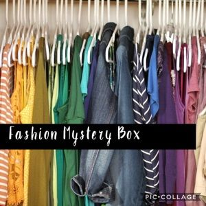 Fashion Mystery Box | Womens Apparel Box